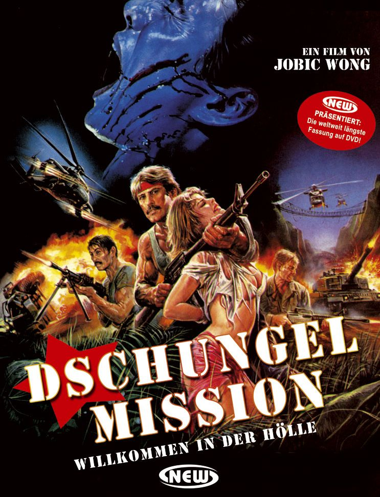 Dschungel Mission