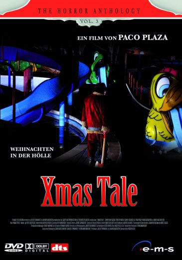 The Horror Anthology 5: Xmas Tale