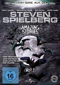 Amazing Stories Vol. I