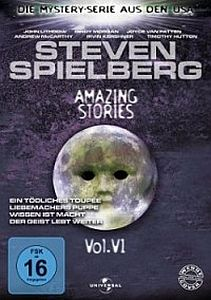 Amazing Stories Vol. IX
