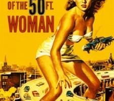 Angriff der 20 Meter Frau