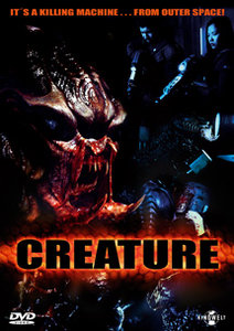 Creature - It's A Killing Machine... From Outer Space!