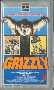 Grizzly – Eine Bestie läuft Amok