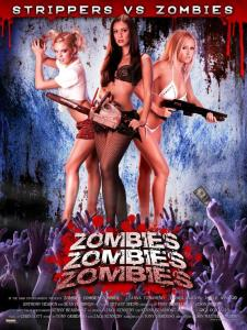 Strippers Vs. Zombies