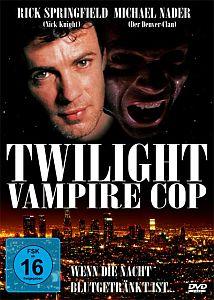 Twilight Vampire Cop